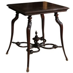 Anglo-Indian Side Table