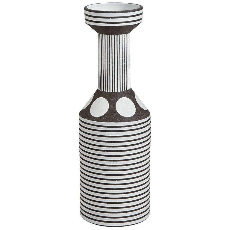 Palm Springs Giant 'Water Tower' Stoneware Vase