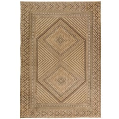 Vintage Moroccan, Kilim Rug