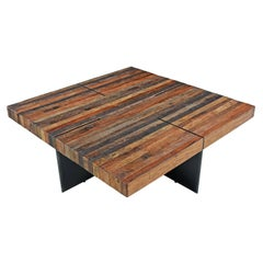 Thomas Bina for Rochdale Spears Contemporary Patchwork Coffee Table
