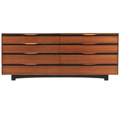 John Kapel Eight-Drawer Dresser for Glenn of California