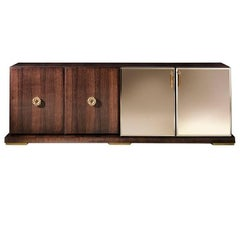 Roberto Cavalli Iconic Collection Sahara.3 Sideboard with Four Doors
