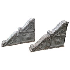 Architectural Corbels from a New York City Building