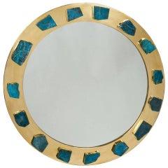 Bauble Apatite Mirror