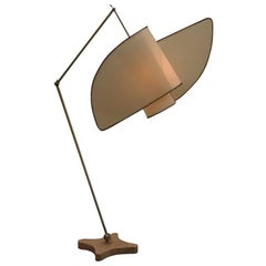 Cadma Floor Lamp by Carlo Mollino
