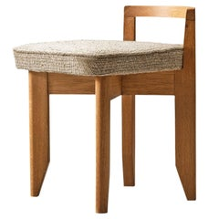 Guillerme et Chambron Wooden Stool