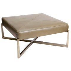 Tuffet Square Ottoman by Powell & Bonnell