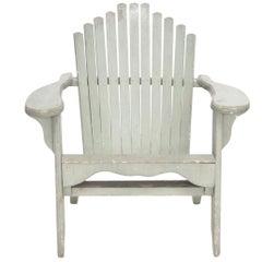 Child Adirondack Chair, Designer Unknown, USA, 1940s