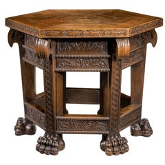Mid-19th Century Centre Table