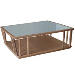 Dedalo Square Coffee Table
