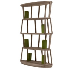 Raven Tall Bookcase