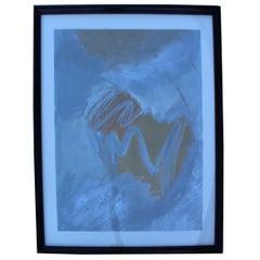 Rowann Villency Abstract Artwork