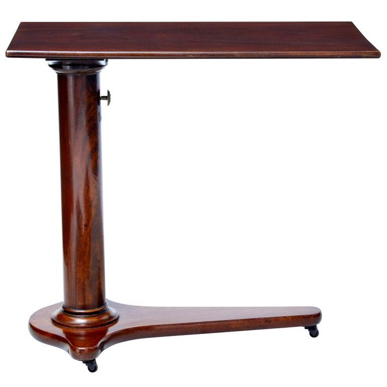 19th Century William IV Metamorphic Mahogany Table