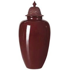 Potiche Borromeo Vase
