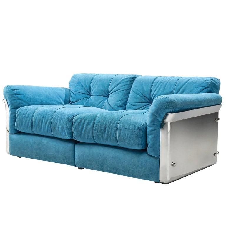 Vittorio Introini 'Larissa' Sofa for Saporiti
