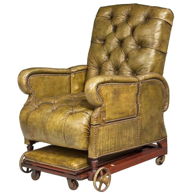 19th Century Invalids Chair For Sale at 1stdibs