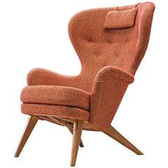 Carl Gustaf Hiort 'Siesta' Lounge Chair