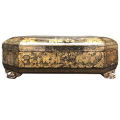 19th Century Chinoiserie Game Box