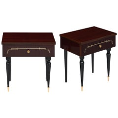 Art Deco Period French Side Tables