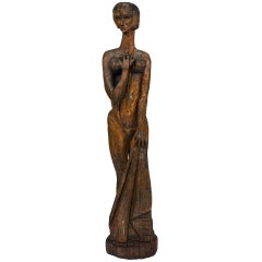 Annabel Buffet Lifesize Statue