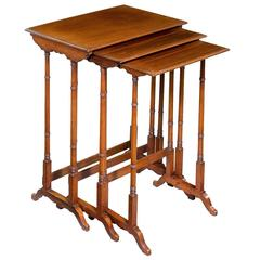 Nest of Tables, Early 19th Century