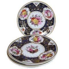 English Porcelain Pattern Number 158 Part Dessert Service