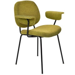 W.H. Gispen Chair for Kembo, Netherlands, circa 1950