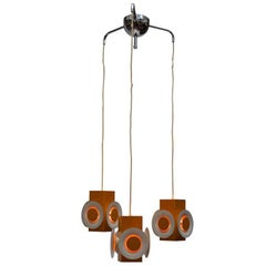 Pair of Raak Pendant Lamps