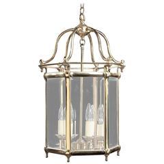 Early 20th Century Hexagonal Lantern