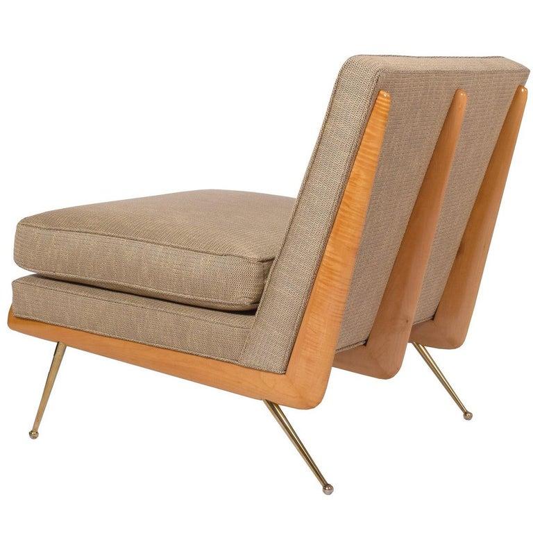 American Easy Chair, Robinson-Johnson Inc., 1956 Style of Robsjohn Gibbings  For Sale