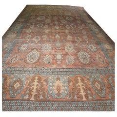19' x 36' Palatial-Sized Handwoven Persian Bakshaish Tribal Rug - FREE SHIPPING