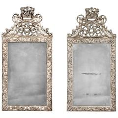 Pair of 18th Century Mirrors