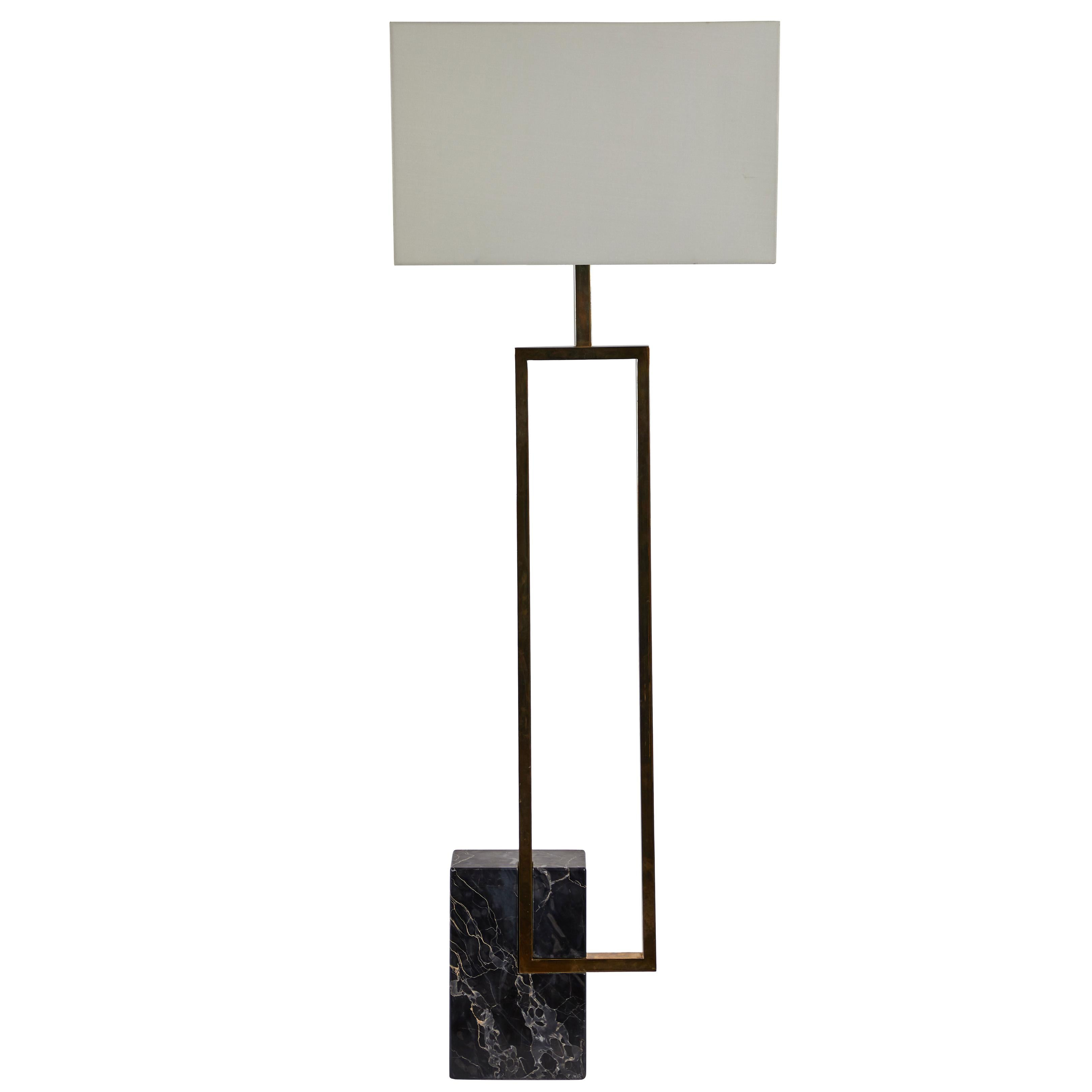 floor lamp by giovanni banci for banci firenze for sale at 1stdibs rh 1stdibs com Rewire Lamp Snap Connector Electric Lamp Rewiring