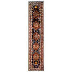 Extraordinary Early 20th Century Antique Northwest Persian Runner