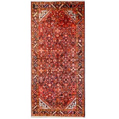 Wonderful Vintage Mid-20th Century Hamadan Rug