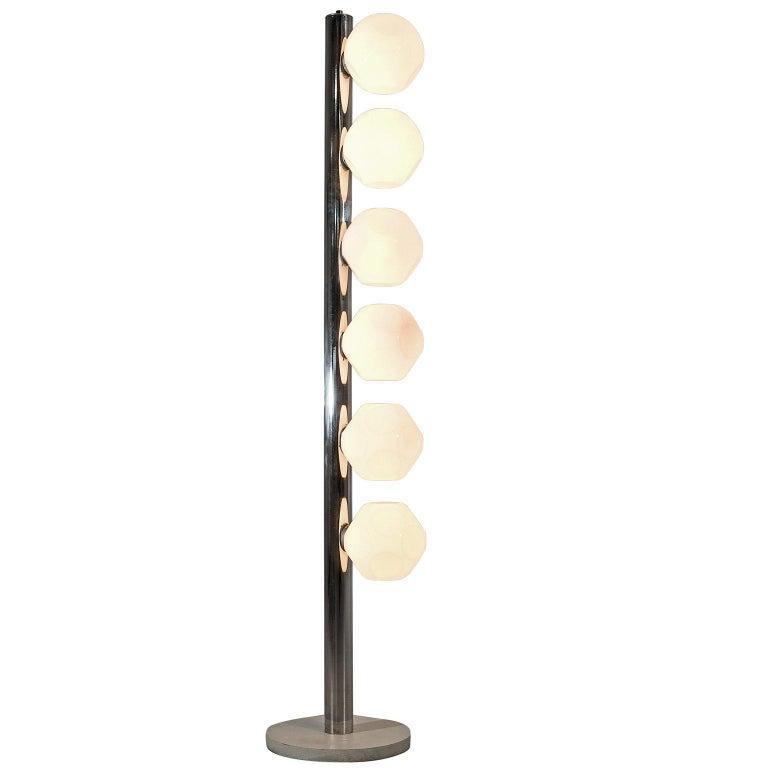 Postmodern Polyedre Floor Lamp