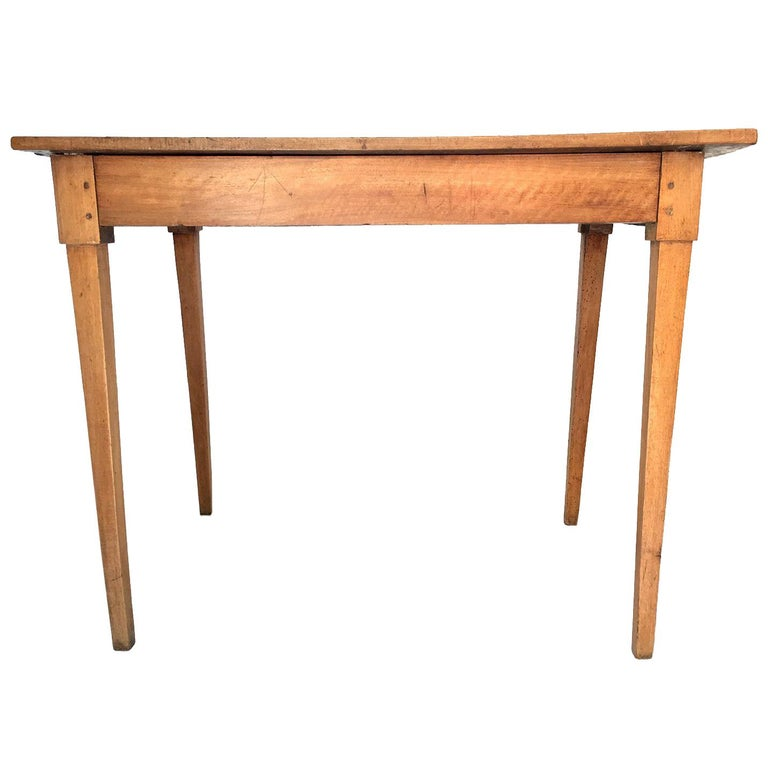 French Directoire Writing Table