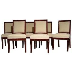 Biedermeier Chairs, France, circa 1810