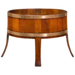 Late 19th Century Oak Wine Cooler