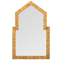 Large Bamboo Mirror