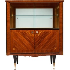 Mid-Century Vintage French Cabinet/Bar