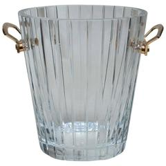 "Baccarat ""Harmonie"" Champagne Cooler"