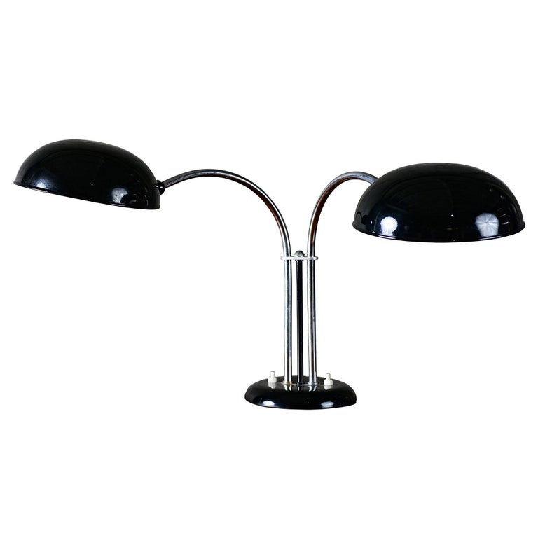 Gecos Double Arm Desk Lamp