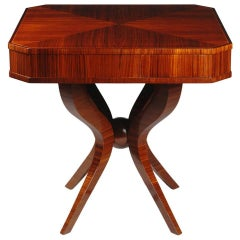 Art Deco Gaming Table