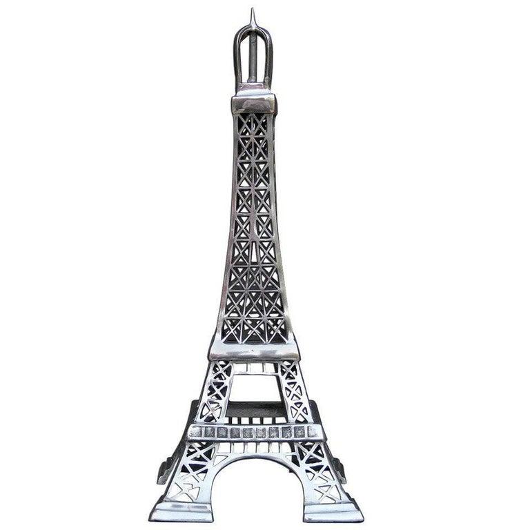 Cast Iron Eiffel Tower, France, 1970