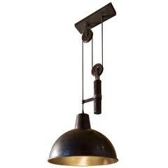 Ubi-Saliscendi Ceiling Lamp