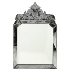 Mid 20th Century Venetian Mirror