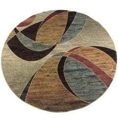Modern Abstract Area Rug