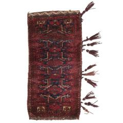 "Baluch ""Balisht"" Tribal Bag Rug"
