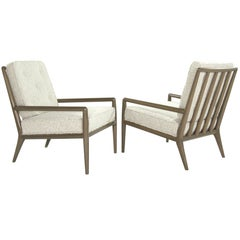 Classic Lounge Chairs by T.H. Robsjohn-Gibbings